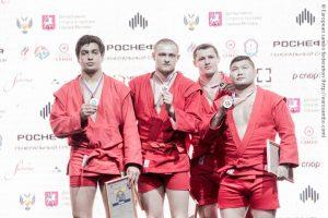 Дмитри Герасименко бронзани на Светском купу у Москви