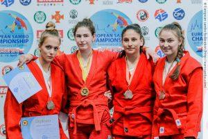 Сребрна Милица Цвијић на Европском првенству у Прагу